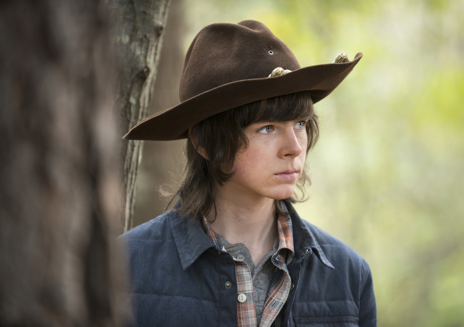 chandler riggs 2016