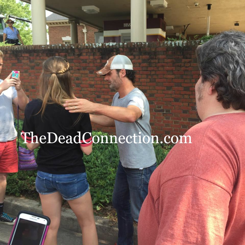 Best Day Ever With Norman Reedus Andrew Lincoln