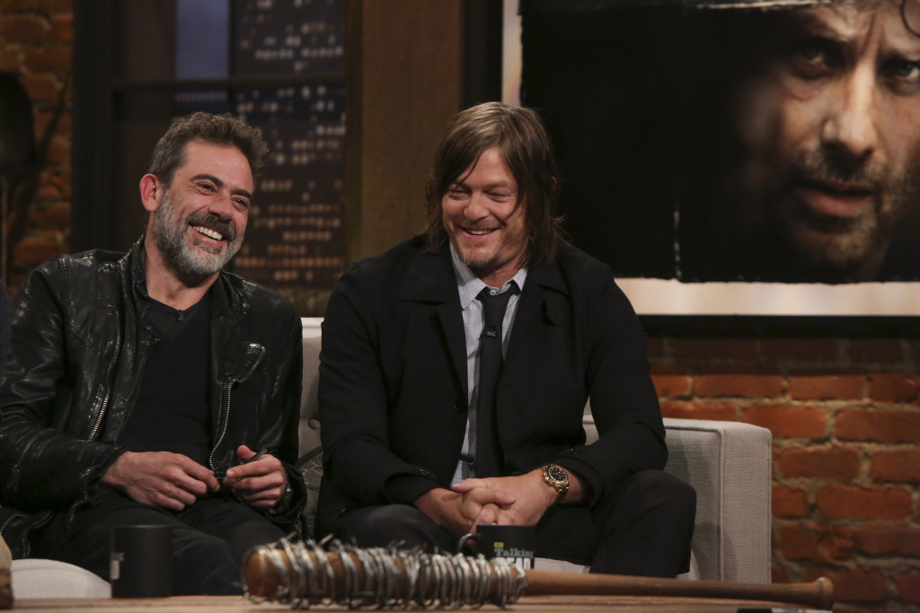 - Talking Dead _ Season 6, Episode 16 - Photo Credit: Jordin Althaus/AMC