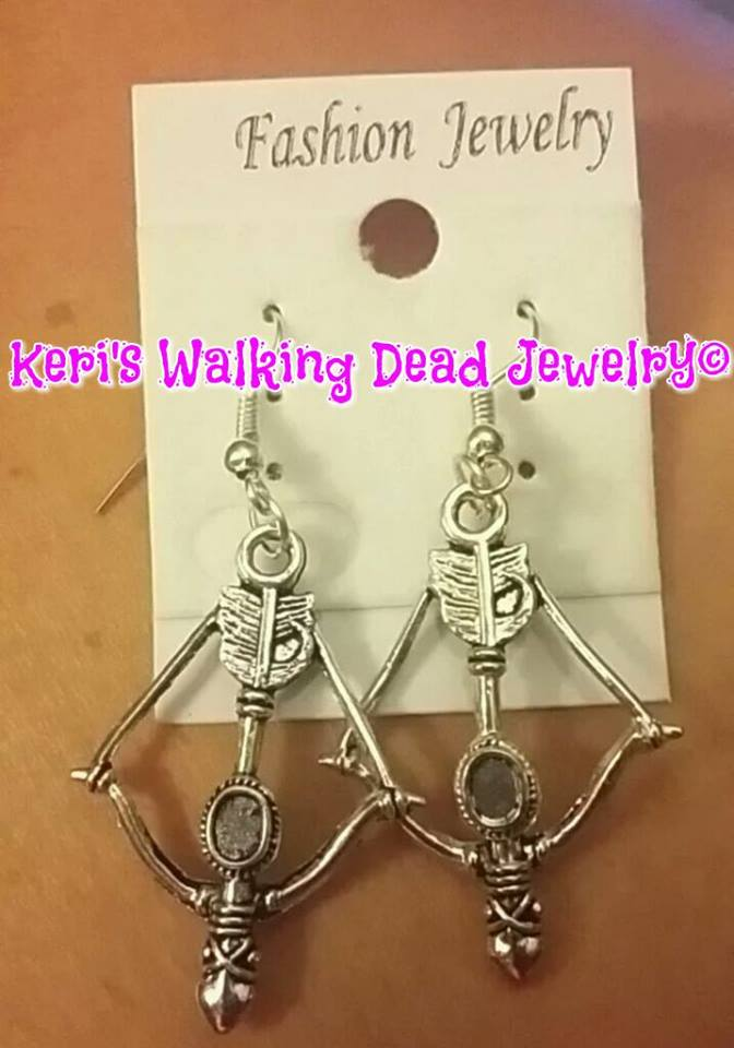 KR earrings