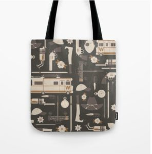 TWD Season 2 Tote Bag by Tracie Andrews