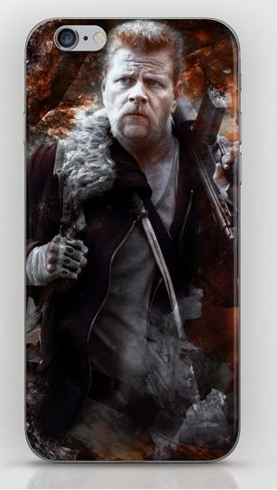 Abraham iPhone Case