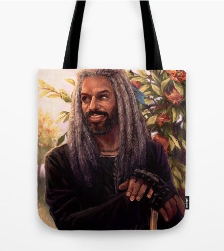 'The King' Tote Bag