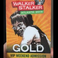 Example of a Gold Pass and Photo Op Vouchers (Photo Credit: Kristina Decker)