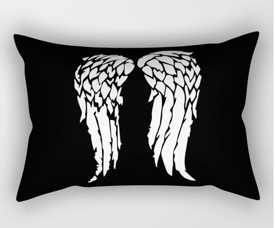 wings pillow