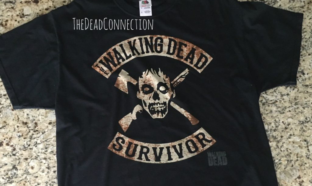 TWD Survivors T-shirt