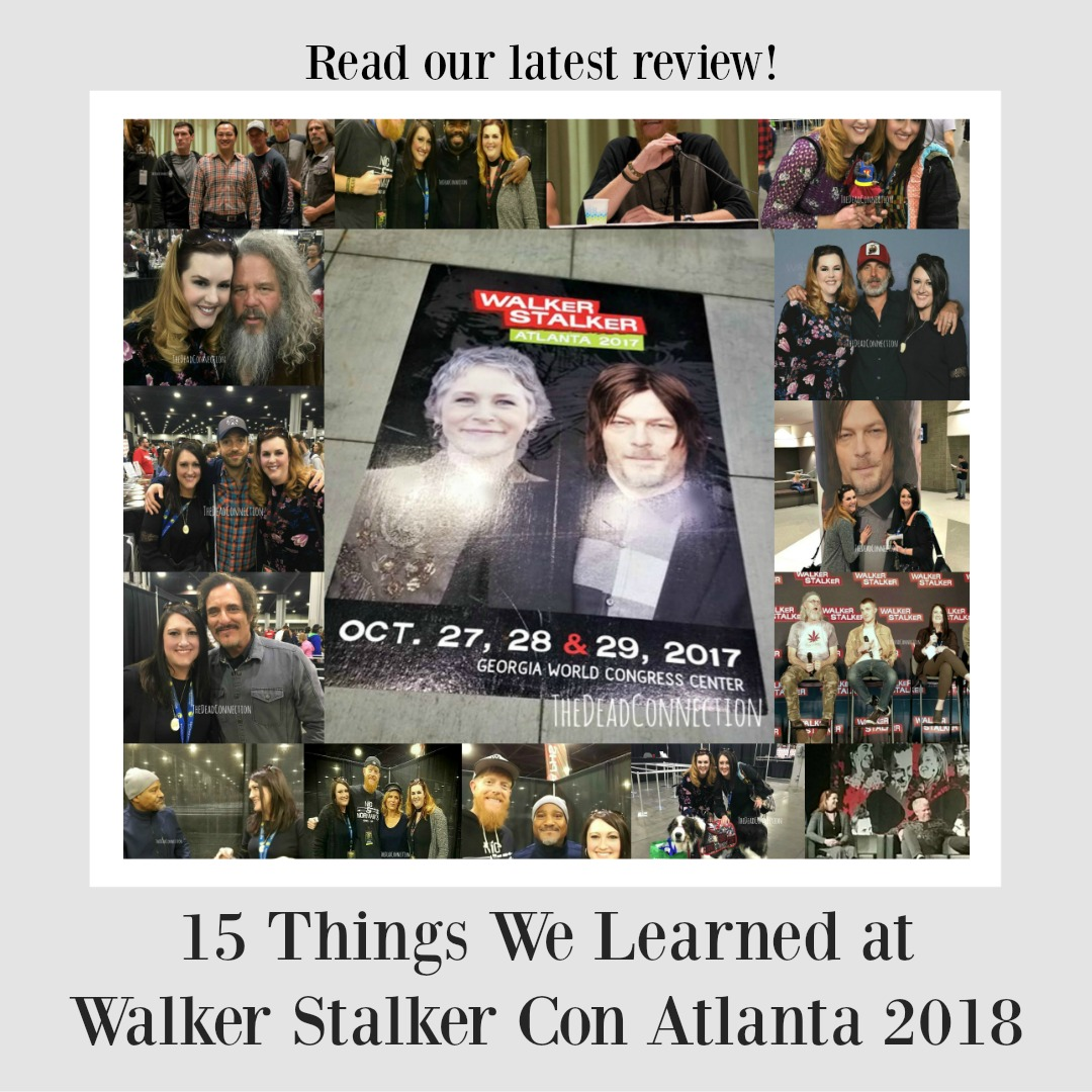 The Dead Connection The Latest Walking Dead News And More